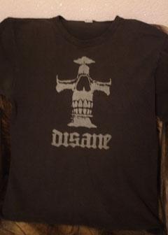 Майка с логотипом Disane