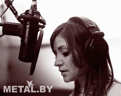 Вокалистка Flyleaf Лэйси Штурм (Lacey Sturm)