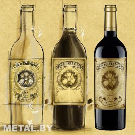 Nightwish эмблема вина Imaginaerum
