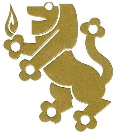 Символ Лев Иуды
