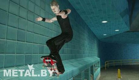 Джеймс Хэтфилд в Tony Hawk's Pro Skater